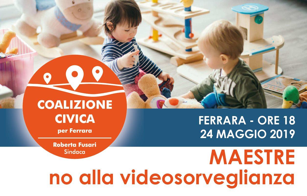 24 Maggio. Maestre – No Alla Videosorveglianza